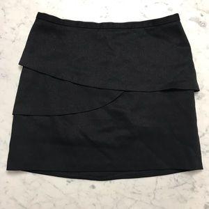 MICHAEL Michael Kors Short Tulip Petal Mini Skirt